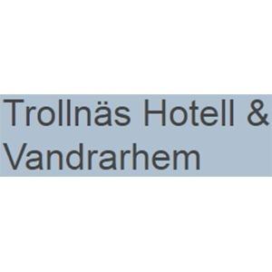 Trollnäs Hotell & Vandrarhem logo