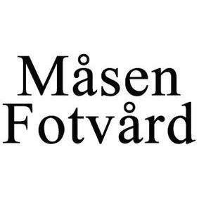 Måsen Fotvård logo