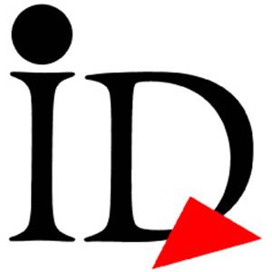 Institutet för lokal och regional demokrati (ID) logo