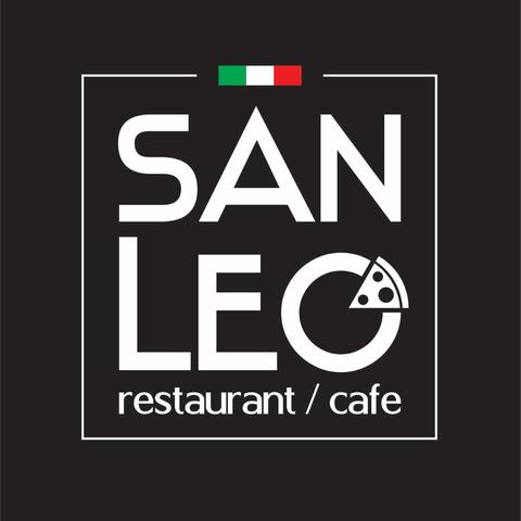 San Leo Cafe Restaurant AS logo