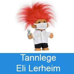 Tannlege Eli Lerheim logo