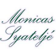 Monicas Syateljé logo
