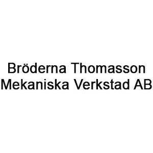Bröderna Thomasson Mekaniska Verkstad AB logo