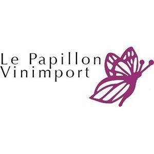 le Papillon Vinimport I/S logo