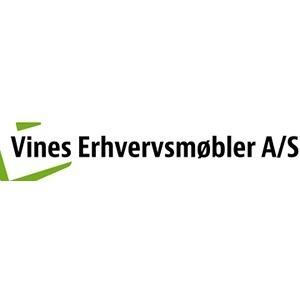 Vines Erhvervsmøbler A/S logo