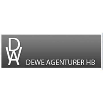 DEWE AGENTURER HB logo