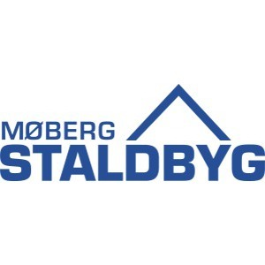 Møberg Staldbyg A/S. logo