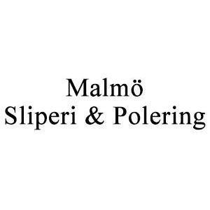 Malmö Sliperi och Polering AB logo