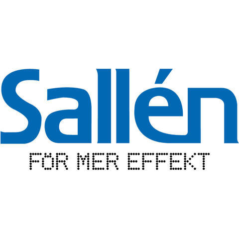 Sallén Elektriska AB logo