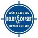 Göteborgs Relief & Offsettryckeri AB logo