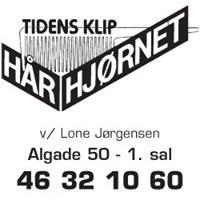 Hårhjørnet logo