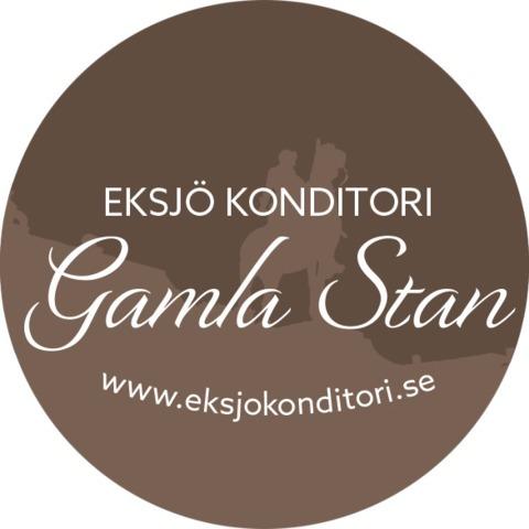 Eksjö Konditori Gamla Stan logo