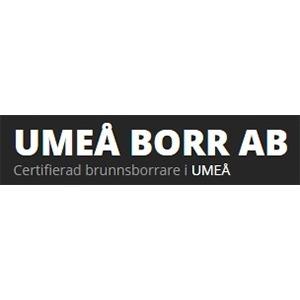 Umeå Borr AB logo