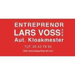 Entrepenør Lars Voss ApS logo
