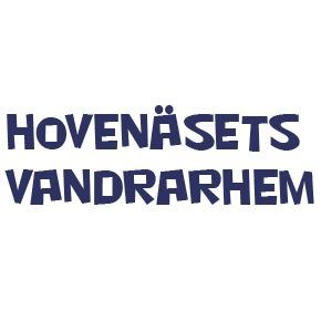 Hovenäsets vandrarhem logo