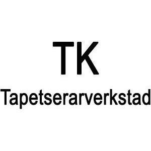 TK Tapetserarverkstad logo