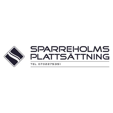 Sparreholms Plattsättning logo