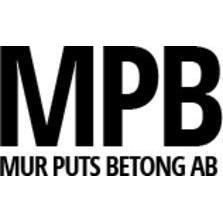 Mur Puts och Betong I Borås AB logo