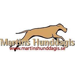 Martins Hunddagis logo