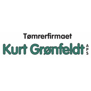 Tømrerfirmaet Kurt Grønfeldt ApS logo