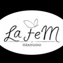 Lafem Frisør AS logo