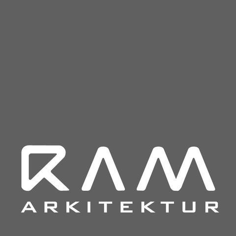 RAM arkitektur as logo