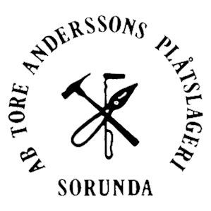 Andersson Plåtslageri, AB Tore logo