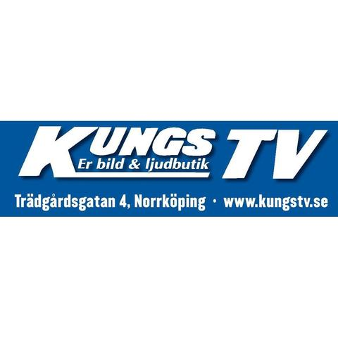 Kungs Radio & TV logo