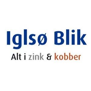 Iglsø Blikkenslagerforretning A/S logo