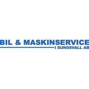 Bil & Maskinservice i Sundsvall AB logo