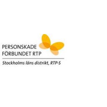 Personskadeförbundet RTP, Stockholms läns distrikt, RTP-S logo
