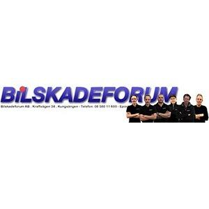 Bilskadeforum i Kungsängen AB logo