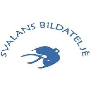 Svalans Bildateljé & Bildterapi logo