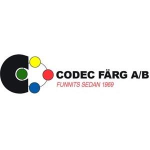 Codec Färg AB logo