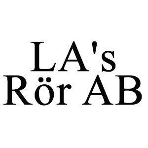 LA's Rör AB logo