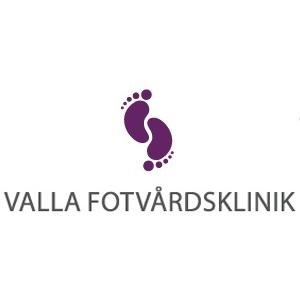 Valla Fotvårdsklinik logo