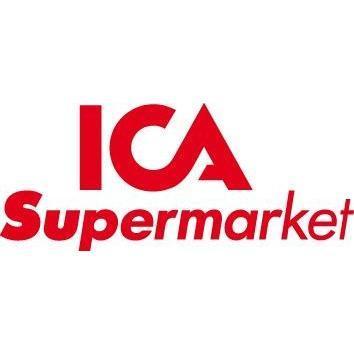 ICA Supermarket Solen logo