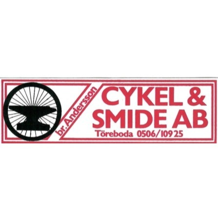 Bröderna Anderssons Cykel O Smide AB logo