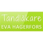 Tandläkare Eva Hagerfors logo