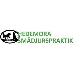 Hedemora Smådjurspraktik logo