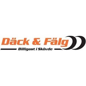 Däck-Fälg i Skövde AB logo