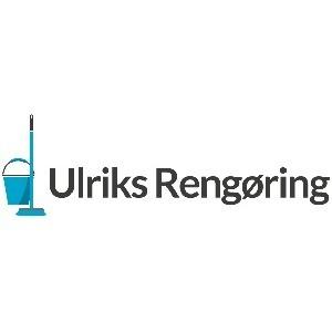 Ulriks Rengøring & Vinduespolering logo