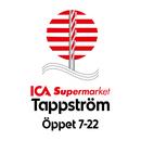 ICA Supermarket Tappström logo