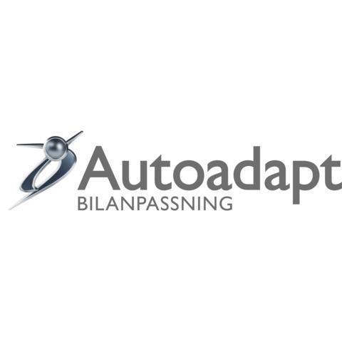 Autoadapt Bilanpassning logo