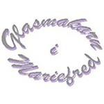 Glasmakarn i Mariefred logo