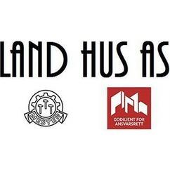 Land Hus AS logo