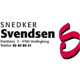 Snedker Svendsen logo