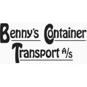 Benny's Container Transport A/S logo
