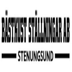 Bästkustställningar AB - byggställningar Uddevalla logo