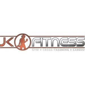 JK Fitness logo